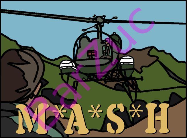 MASH, wzór 2